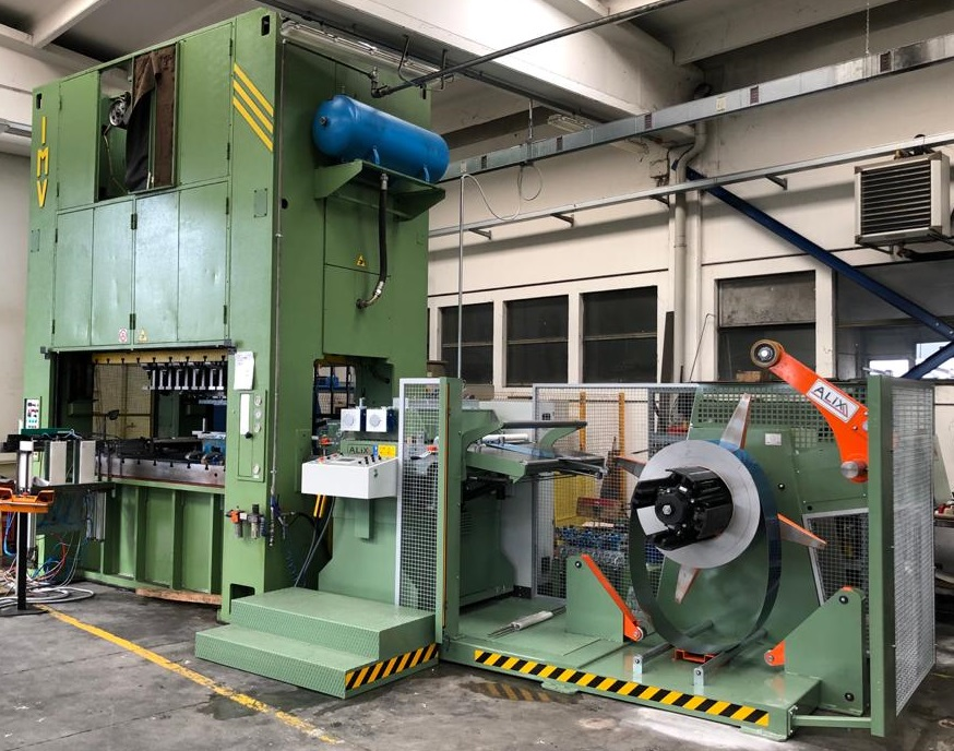 ENSLAVEMENT UNIT FOR PRESS 420 T