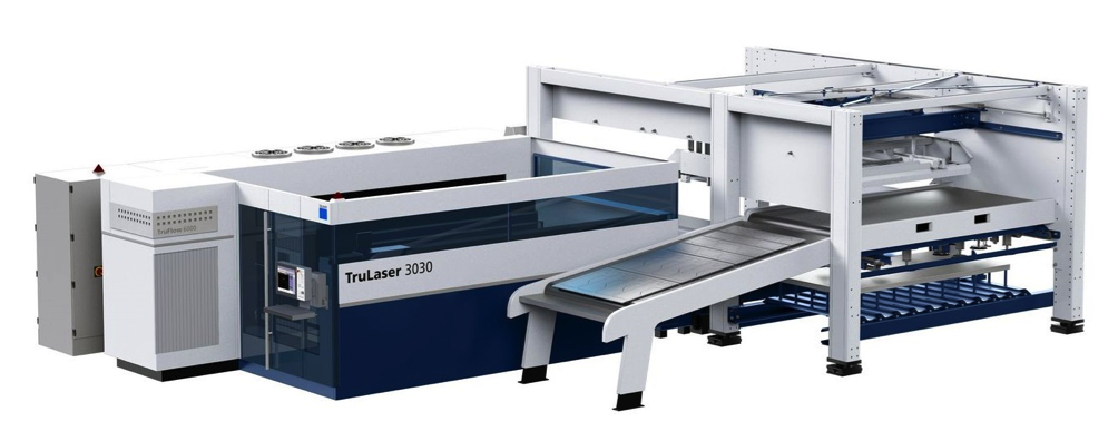 PURCHASE OF A NEW LASER CUTTING SYSTEM TRUMPF 3030